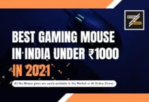 Best Gaming Mouse in India 2021