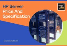 HP Servers Price And Specification